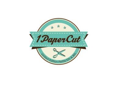 1 paper cut