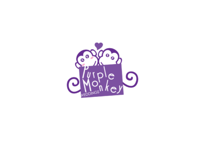 Purple Monkey Wedding